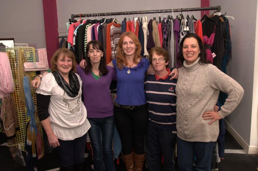RWN Charity Shop