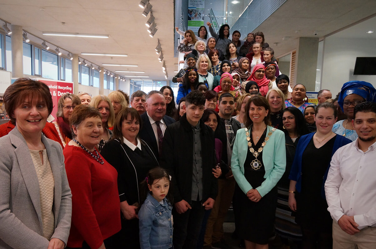 Launch of County Roscommon Intercultural Project – celebrating cultural diversity and supporting integration