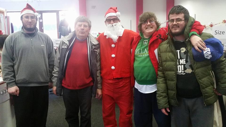 Santa Visit '16